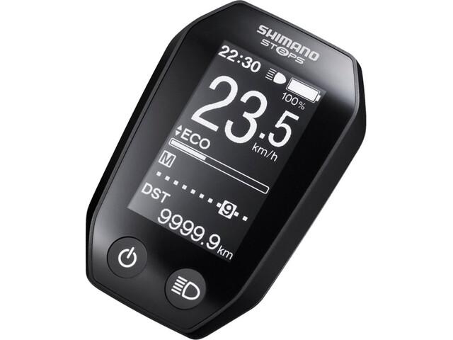 Shimano Steps SC-E6010 Information Display, black